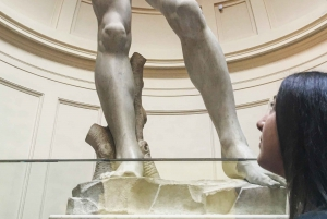 Florence: Accademia Gallery and Michelangelo's David Tour