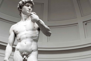 Florence: Accademia Gallery & David Statue Small-Group Tour