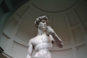 Florence: Accademia Gallery Guided Walking Tour