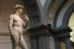 Florence: Accademia Gallery Reserved Entrance and Audioguide