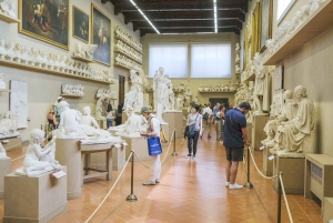 Florence: Accademia Gallery Small-Group or Private Tour
