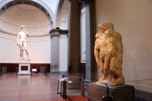 Florence: Accademia Guided Tour with Skip-the-Line Tickets