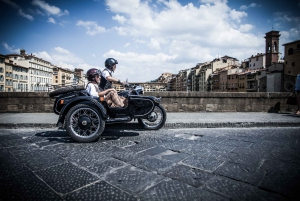 Florence and Chianti Wine Vintage Sidecar Tour
