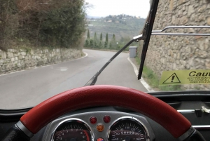 Florence and Surroundings Vintage Fiat 500 Tour
