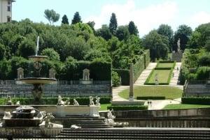 Florence: Boboli The Medici Gardens & Hidden Messages