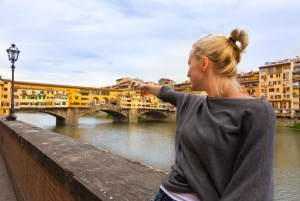 Florence: City Highlights and David Private Tour
