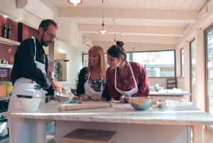 Florence: Cooking Masterclass and Food Walking Tour