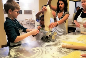 Florence: Cooking with Kids 3-Hour Experience