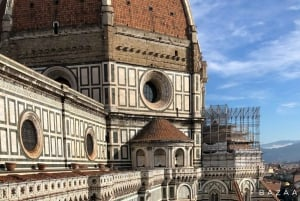 Florence Dome, Baptistery and Opera del Duomo Museum Tour