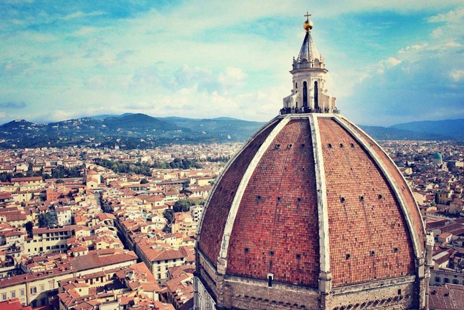 Florence Dome Climb Guided Tour