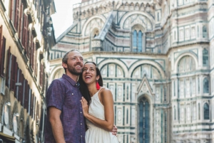 Florence: Duomo Square with Personal Guide and Photographer