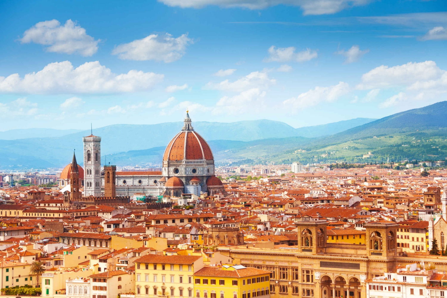 Florence Duomo Tour: Cathedral, Baptistery and Museum