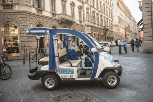 Florence: Eco Tour by Electric Cart
