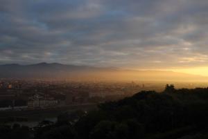 Florence: Exclusive Sunrise Walking Tour
