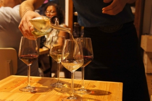 Florence: Food Tour with Local Wine & Florentine Steak