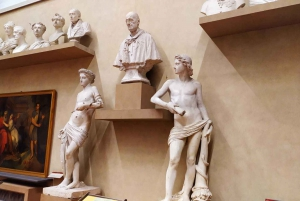 Florence: Full-Day Small-Group Tour by Train from Rome