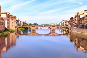 Florence: Full-Day Tour from Rome with Transfers