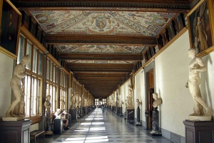Florence: Full-Day Tour with Uffizi and Accademia Gallery