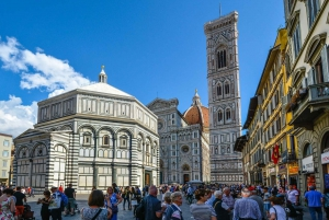 Florence: Guided Cathedral Square Tour and Dome Climb