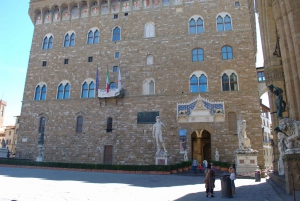 Florence: Guided City Highlights Walking Tour