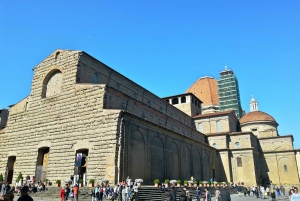 Florence: Guided City Tour with Accademia Gallery