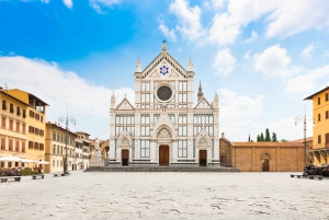Florence Guided City Tour with Uffizi Gallery