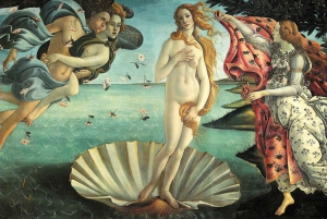 Florence: Guided Tour of the Uffizi Gallery w/ Firenzecard