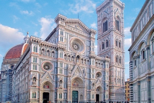 Florence: Highlights Budget Tour from Santa Croce to Duomo