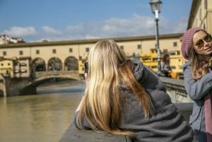 Florence Highlights Walking Tour from Duomo to Santa Croce