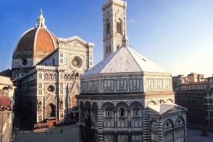 Florence: Historical Sneak-Peek of Duomo Square
