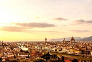 Florence Hop-on Hop-off Bus Tour: 24, 48 or 72-Hour Ticket