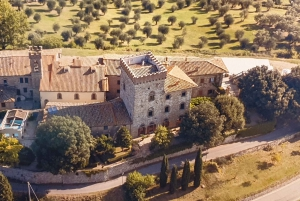 Florence: Horseback Ride & Wine Tour in Estate with Lunch