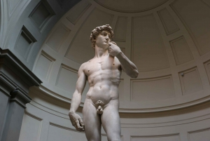 Florence in a Day Combo Tour with David and Uffizi