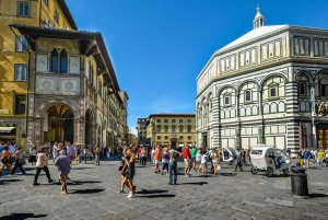 Florence In A Day: David, Duomo, and Dome Climb