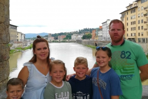 Florence: Kids and Families Guided Tour