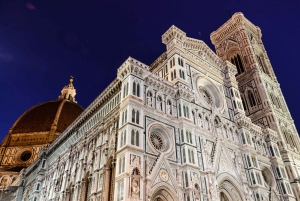 Florence Night Tour by Electric Bike with Gelato Tasting
