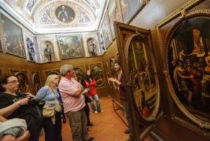 Florence: Palazzo Vecchio Entrance Ticket & Audioguide