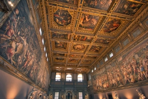 Florence: Palazzo Vecchio Guided Tour