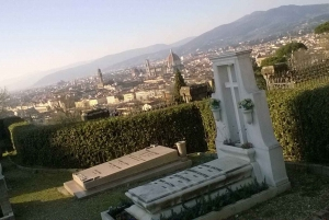 Florence: Piazzale Michelangelo Private Walking Tour