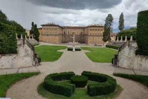 Florence: Pitti Palace and Boboli Gardens Private Tour