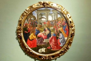 Florence: Private 3-Hour Tour with Uffizi Gallery Visit