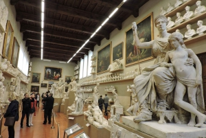 Florence: Private Accademia Gallery Tour