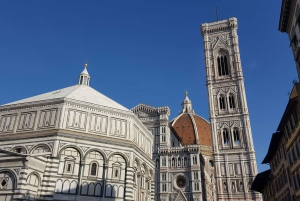 Florence: Private Chauffered & Guided Tour with Accademia