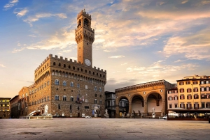 Florence: Private Half-Day Guided City Tour & Uffizi Gallery