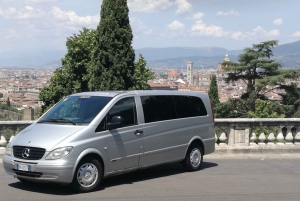 Florence: Private Transfer to or From Florence Airport