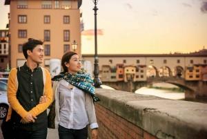Florence: Private Uffizi and Signoria Tour with Photographer