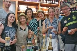 Florence: San Lorenzo Food, Wine, and Sightseeing Tour