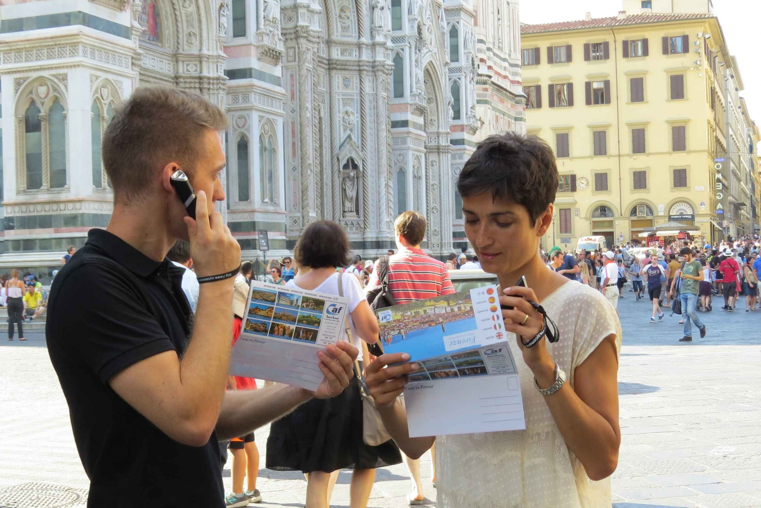 Florence Self-Guided Walking Audiopen Tour
