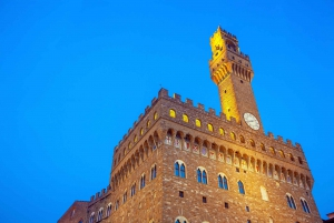 Florence: Semi-Private Walking Tour with Tuscan Dinner