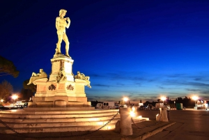 Florence: Skip-The-Line Accademia and City Tour